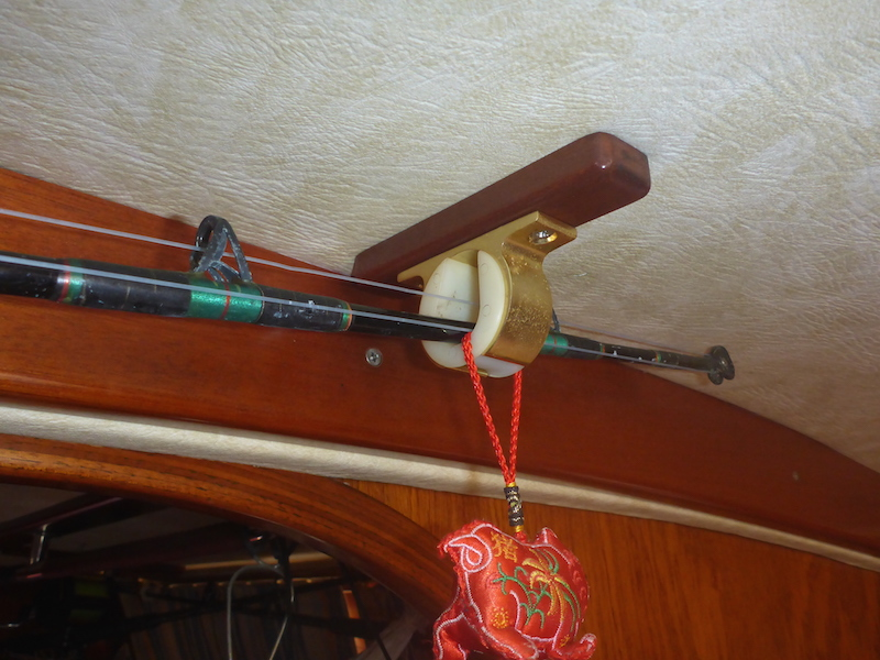 Amel Super Maramu 2000 fishing rodes